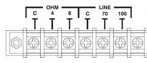terminali distribuiti per sistemi di altoparlanti