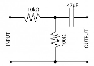 understanding decibels, 40dB attenuator