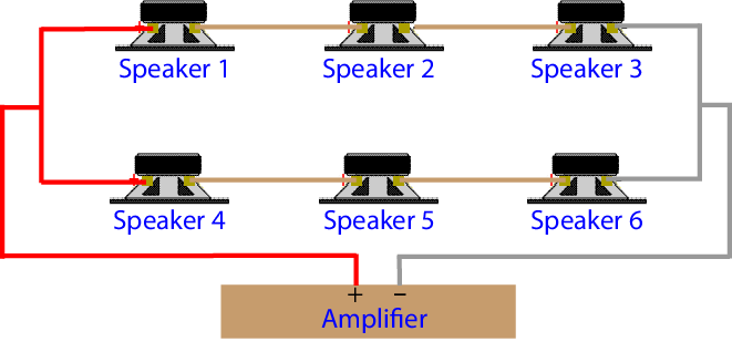 Speakers in Parallel Calculator - Geoff the Grey Geek