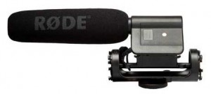 microphone sensitivity, rode videomic